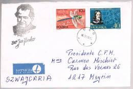 Polska, 1988, For Meyrin - 1944-.... République