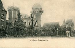 OBSERVATOIRE(LIEGE) - Astronomie