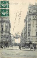 - Depts Div-ref LL284- Paris - Auteuil - Rue Daumier Angle Rue De Billancourt - Epicerie - Epiceries - Magasins - 16 Arr - Arrondissement: 16
