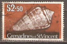 St Vincent & Grenadines 1974 SG 51a  $2.50 Incomparable Cone Fine Used