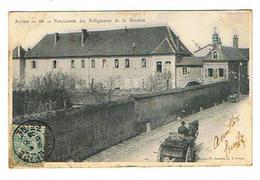 CPA 71 AUTUN Pensionnat Des Religieuses De La Retraite - Autun