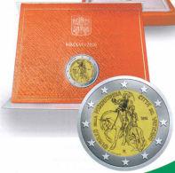 VVK Vatikan 2016 - Original 2 Euro Gedenkmünze - Heiliges Jahr D. Barmherzigkeit - Vatican