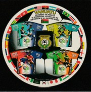 VANUATU 2006 - Coupe Monde - Bloc Rond