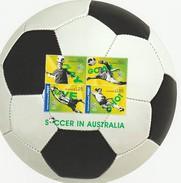 AUSTRALIE 2006 - Coupe Monde Football - Bloc Rond - Soccer