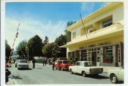 66  BOURG MADAME  Ville Frontiere Contrôle à La Douane Franco Espagnole - Other Municipalities
