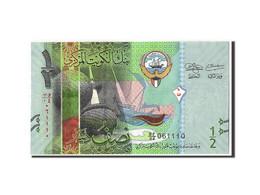 Kuwait, 1/2 Dinar, Undated (2014), KM:30a, NEUF - Koweït