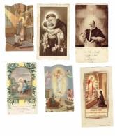Image Pieuse - Lot 6 - Ange Mouton Pape - Images Religieuses