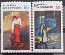 Turkish Cyprus, 1985, Mi: 172/73 (MNH) - Otros