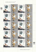ALLEMAGNE 2006 - Coupe Monde Football - Feuillet 10 Timbres Mascotte