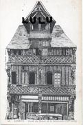 DEPT 14 :  Lisieux Facade Du Manoir De La Salamandre - Lisieux