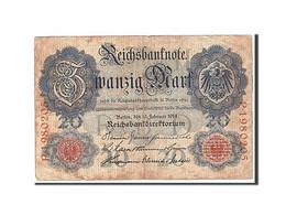 Allemagne, 20 Mark, 1914, KM:46b, 1914-02-19, TB - [ 2] 1871-1918 : Empire Allemand