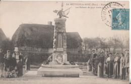 27   La Neuville Du Bosc Monument Commemoratif - France
