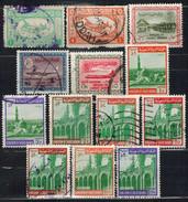 SAUDIARABIEN Ab1949 -  Lot 13 X  Used - Saudi-Arabien