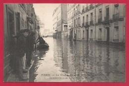 CPA Paris - Crue De La Seine - Janvier 1910 - Rue De La Smala - Inondations De 1910