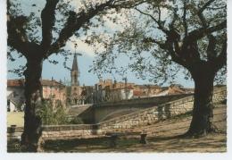 AOUSTE SUR SYE - Les Bords De La Drôme - Francia