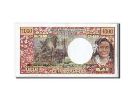 Tahiti, 1000 Francs, 1977, KM:27b, TTB+ - Papeete (French Polynesia 1914-1985)