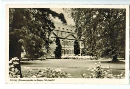13242  Cpa    Kloster NONNENWERTH  Im Rhein , Jolie Carte Photo 1958 - Bad Honnef