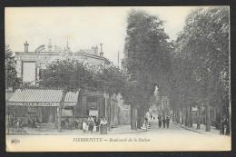 PIERREFITTE Boulevard De La Station (ELD) (93) - Pierrefitte Sur Seine