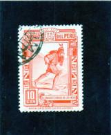 B - 1936 Peru - El Chasqui - Peru
