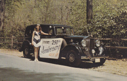 DOVER , New Jersey , 50-60s 250th Anniversity Queen & Car - Non Classés