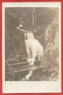 68 - Environs STEINBACH - Carte Photo - Cascade ERZENBACH ? - Pont - Sin Clasificación