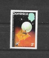 Dominica 1973 Y&T Nr° 350 ** - Dominique (1978-...)