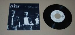 A-ha Disque 45 Tours 2 Chansons, Take On Me, Love Is Reason - Unclassified