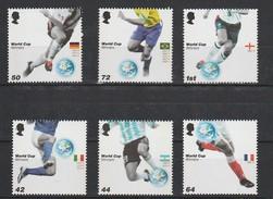 ANGLETERRE 2006 - Coupe Monde Football - Vainqueurs Des Différentes éditions