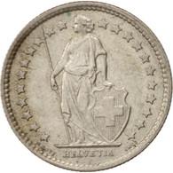 Suisse, 1/2 Franc, 1960, Bern, SUP, Argent, KM:23 - Suiza