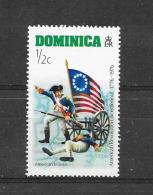 Dominica 1976 Y&T  Nr° 465** - Dominique (1978-...)