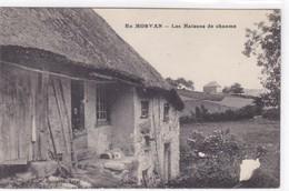 Nièvre - En Morvan - Les Maisons De Chaume - France