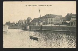 +++ CPA - VILVOORDE - VILVORDE - Le Pont Sur Le Canal - Henri Georges   // - Vilvoorde