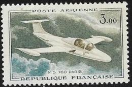 POSTE AERIENNE  N° 39   1964  -  NEUF  -  M 5 760 PARIS