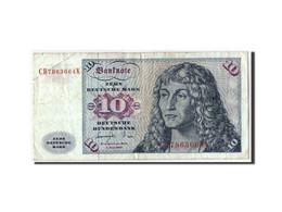 République Fédérale Allemande, 10 Deutsche Mark, KM:31b, 1977-06-01, TB - [ 7] 1949-… : FRG - Fed. Rep. Of Germany