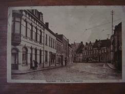 SOMERGEN - ZOMERGEN --- Zicht Van 't Fonteintje - Zomergem