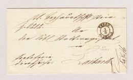 Slowenien Stein In Krain Brief 1870 Nach Laibach - Slovénie