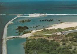 BRASIL--NATAL--rio Grande Do Norte--vista Aérea Forte Reis Magos--- Voir 2 Scans - Natal