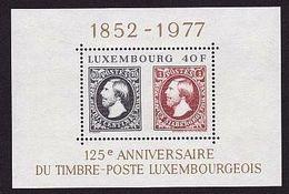 LUXEMBURG Block 10 ** (B-1-258) - Blocks & Kleinbögen