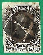 1741 ~  1876  BRESIL  N°  44   Oblitéré - Brésil
