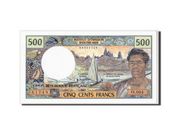 French Pacific Territories, 500 Francs, Undated (1992), KM:1a, NEUF - Papeete (French Polynesia 1914-1985)