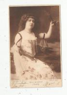 Cp , Spectacle , Artiste , Voyagée 1905 , ROSE D'ARCY , Scala - Künstler