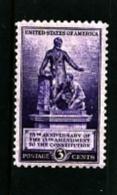 UNITED STATES/USA - 1940  13th AMENDMENT  MINT NH