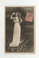 Cp , Spectacle , Artiste , Voyagée 1906 , TOLEDO - Künstler