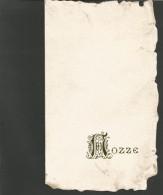 B2V72--  ITALIA, VARIE,   CARTONCINO DI PARTECIPAZIONE,  ,,NOZZE,    1976, - Annunci Di Nozze