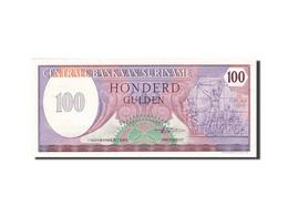 Surinam, 100 Gulden, 1982, 1985-11-01, KM:128b, NEUF - Surinam