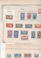 SYRIE - PETIT LOT TIMBRES NEUFS ET OBLITERES 1928 A 1938  -PETITES VALEURS - Syria (1919-1945)