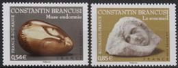 2006 - FRANCIA - CONSTANTIN BRANCUSI - EMISSIONE CONGIUNTA CON LA ROMANIA / JOINT ISSUE WITH ROMANIA. MNH - Emissioni Congiunte