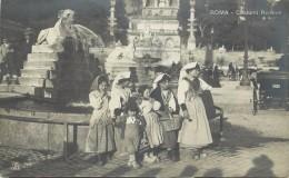 ROMA - Costumi Romani (tiage Style Carte Photo). - Non Classificati