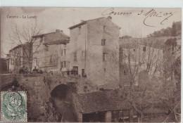 CPA Correns - Le Lavoir - Frankrijk