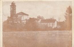 8277-RIVOLTELLA-ROSASCO(PAVIA)-LA CHIESA-1937-FP - Pavia